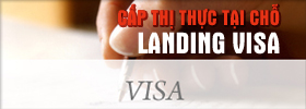 Vietnam Visa Landing